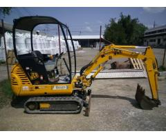 Mini escavator JCB 8017